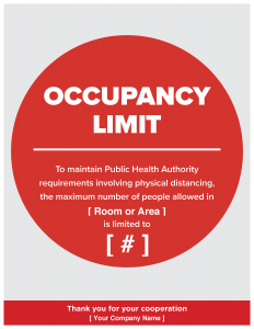 Occupancy Limit