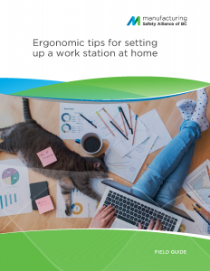 Ergonomic Guidebook for Remore Workers