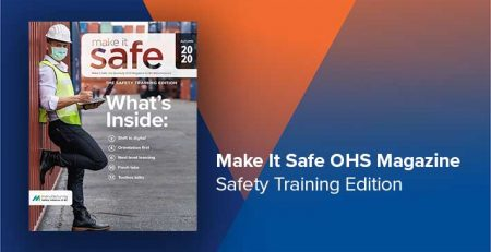 Make It Safe Magazine