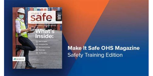 Make It Safe Magazine Autumn 2020