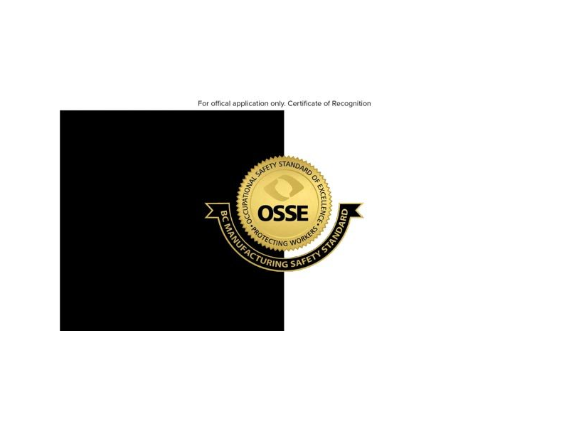 OSSE  Seal